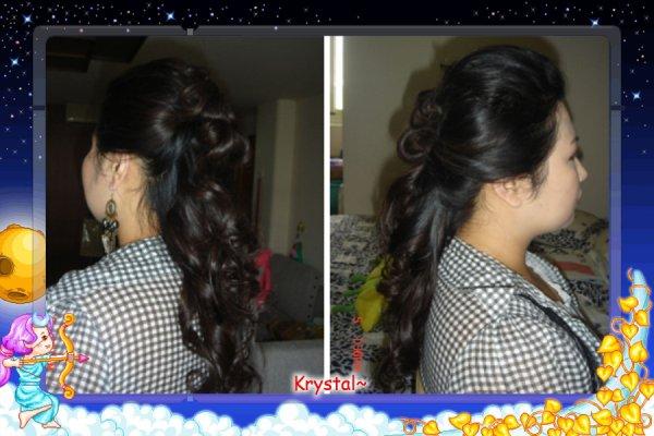 子琳髮型1