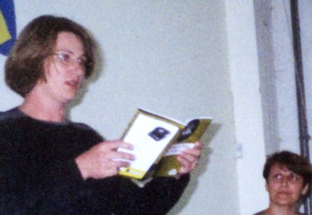 professora da Escola Pres Getúlio Vargas