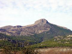 Monumento Natural Piedra Lobera