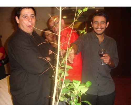 Pablino y Raúl