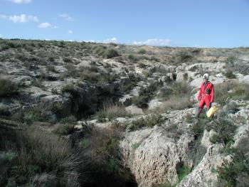 Paraje Natural Karst y yesos Sorbas
