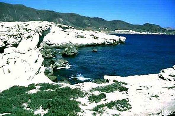 Parque Natural Cabo de Gata Nijar