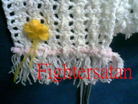 白圍巾-全1